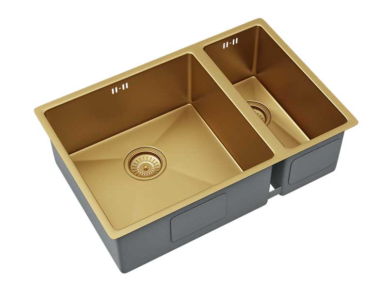 Ellsi Elite Inset/UM Gold Sink 1.5 Bowl
