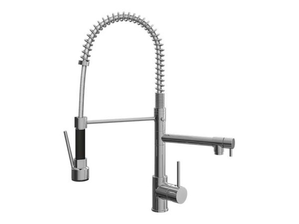Ellsi Biella Mixer Tap with Swivel Spout