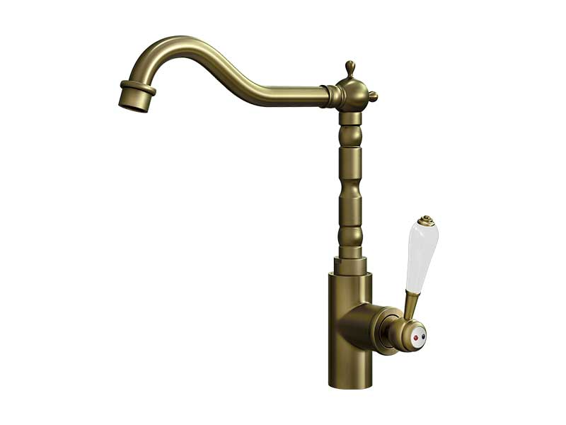 Ellsi Empire Brass Mixer Tap