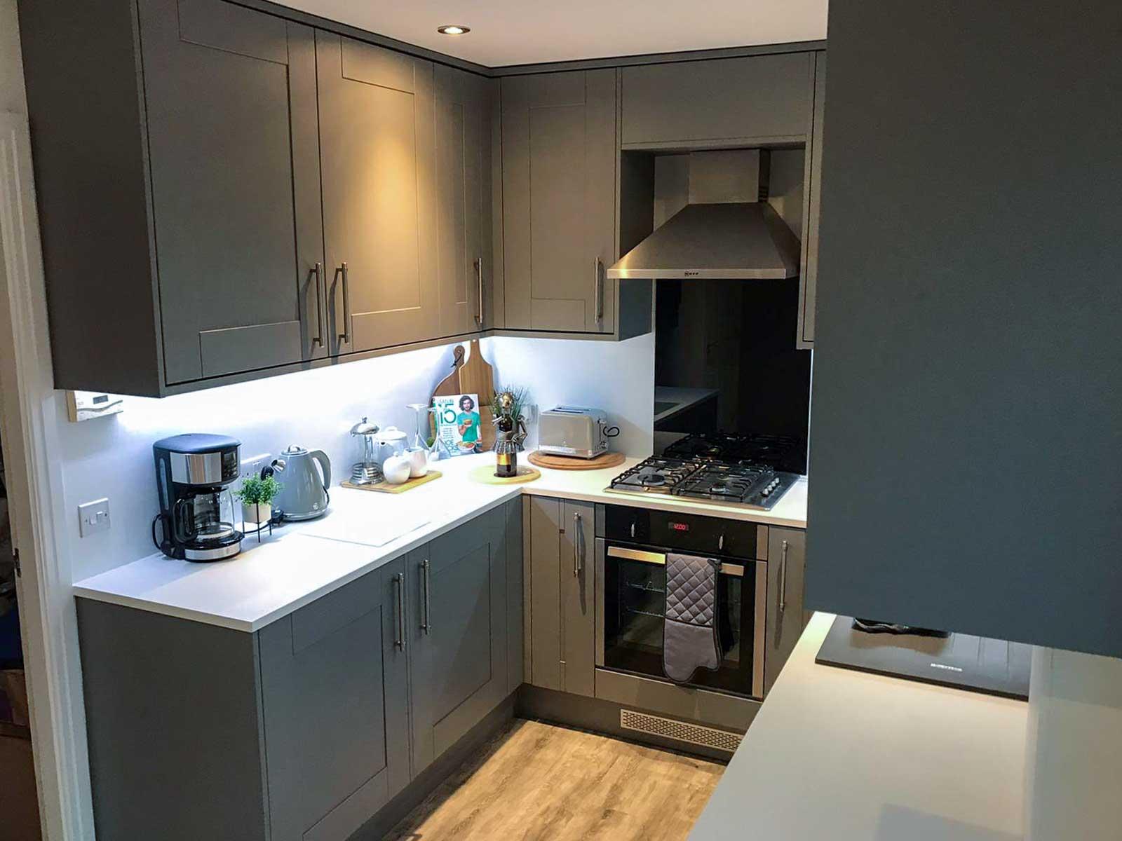 Mower Kitchen