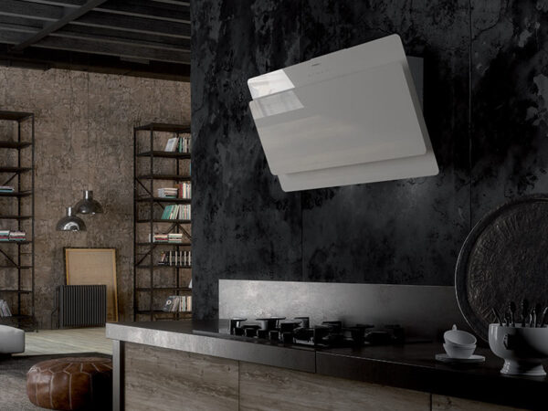 Faber Cocktail XS Almond 55cm Cooker Hood