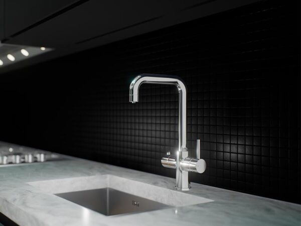 Ellsi 3-in-1 Instant Hot Water Tap - Chrome