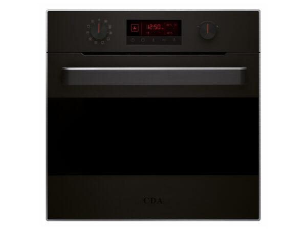 CDA SK700BL Designer 11 Function Electric Eco Clean Oven