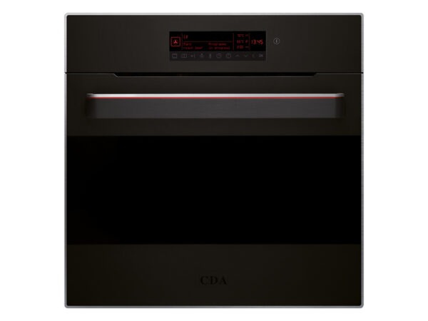 CDA SK800BL Designer 13 Function Electric Aqualytic Oven